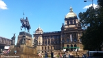 The National Museum at Wenceslas Square. Copyright Cornelia Kaufmann