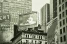 """Eternally yours"" Phantom of the Opera billboard at Times Square. Copyright Cornelia Kaufmann"