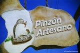 street sign Pinzón Artesano. Copyright Cornelia Kaufmann