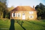 Quaker Meeting House of Jordans, Buckinghamshire, England. Copyright Cornelia Kaufmann