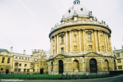 The Radcliffe Camera. Copyright Cornelia Kaufmann