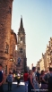 Tronkirk on the upper Royal Mile. Copyright Cornelia Kaufmann