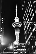 Auckland Sky Tower. Copyright Cornelia Kaufmann