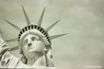 Statue of Liberty, Copyright Cornelia Kaufmann