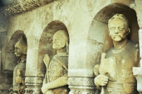 Detail at Fishermen's Bastion. Copyright Cornelia Kaufmann