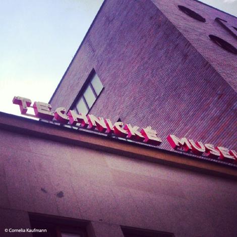 The Technical Museum in Holesovice. Copyright Cornelia Kaufmann