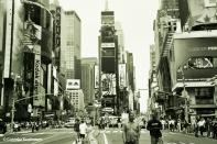 Times Square. Copyright Cornelia Kaufmann