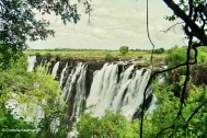 Victoria Falls. Copyright Cornelia Kaufmann