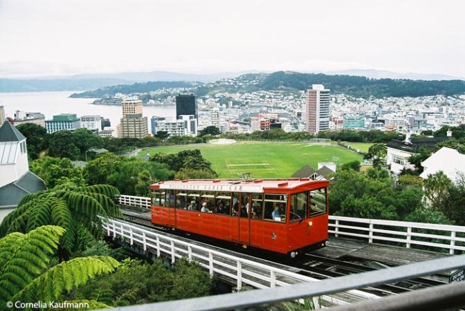 Wellington, the windy city