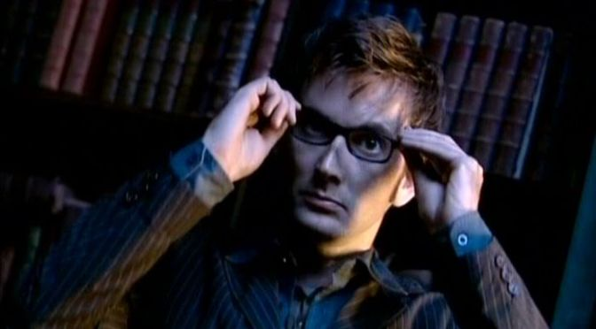 The Doctor Who makes reading cool