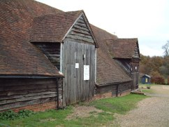 The Mayflower Barn. Photo by David Squire / WikiCommons