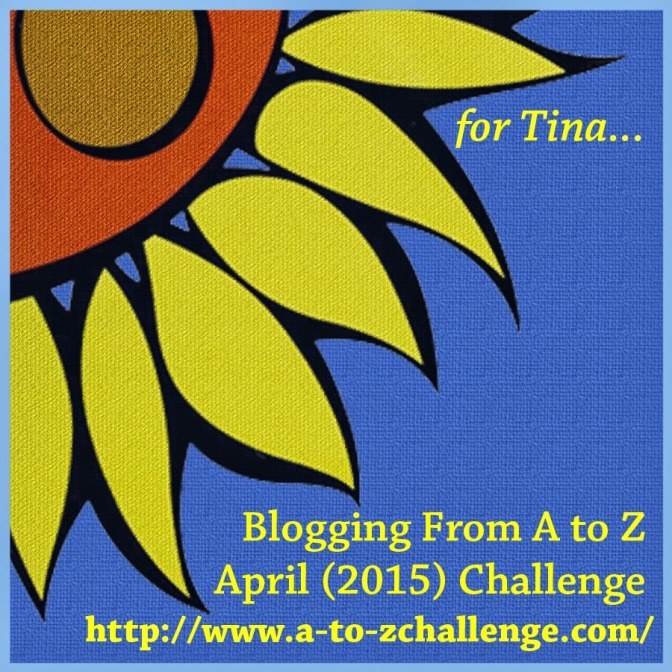 #AtoZChallenge After Party!