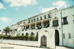 The Palace Museum in Stone Town, Zanzibar. Copyright Cornelia Kaufmann
