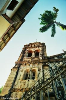 St Joseph's Cathedral in Stone Town, Zanzibar. Copyright Cornelia Kaufmann