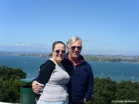 Denise and her husband, my host grandparents when I was living in New Zealand 2003 / 2004