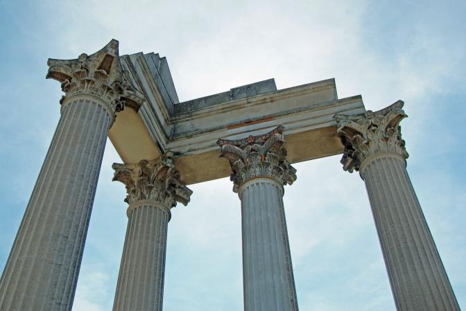 Ave Caesar in Xanten