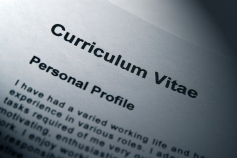 A CV for a student job does not have to be fancy or colourful.