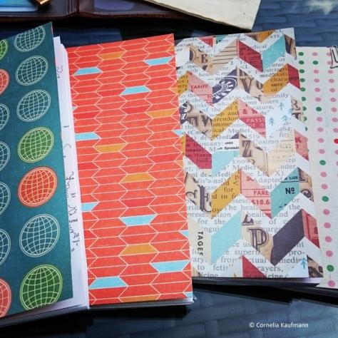 CK Midori DIY notebook  inserts