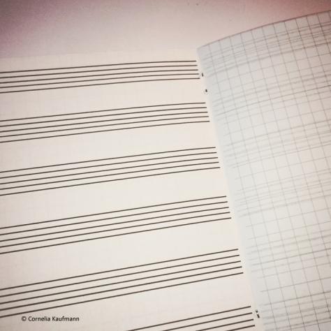 CK Midori Music Note insert