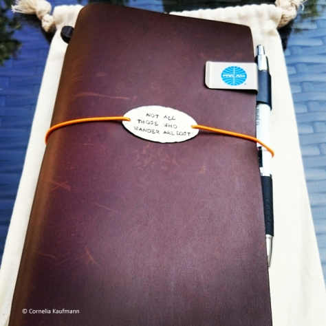 CK Midori Traveler's Notebook