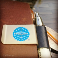 Midori's Limited Edition Pan Am pen loop
