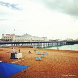 Brighton Pier © Cornelia Kaufmann