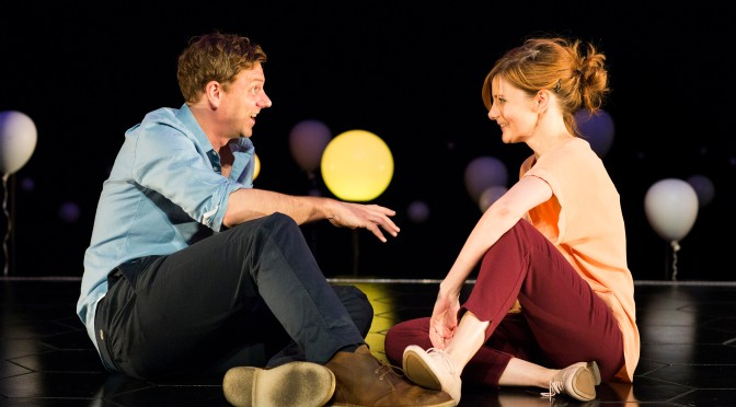 Hilarious, deep-reaching & charming: Constellations at Trafalgar Studios, London