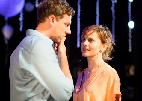 Roland and Marianne. Consellations at Trafalgar Studios. ©Helen Maybanks