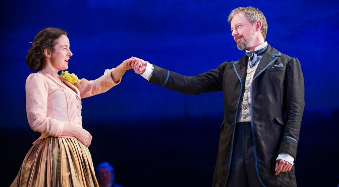 Drama, Romance and a Comedy Genius: Three Days In The Country at the National Theatre, London