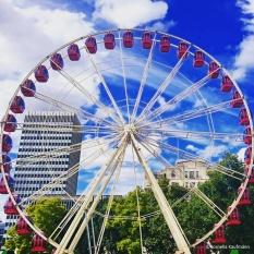 Ferris Wheel at Marble Arch © Cornelia Kaufmann