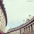 The Quadrant on Regent Street towards Piccadilly Circus © Cornelia Kaufmann