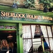 The Sherlock Holmes Museum on Baker Street. © Cornelia Kaufmann