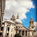 St. Paul's Cathedral © Cornelia Kaufmann