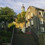 Old convent church in Solingen-Gräfrath, Germany. © Cornelia Kaufmann