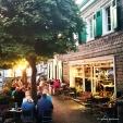 Gräfrath's Old Market Square and the Kaffeehaus, Solingen, Germany. © Cornelia Kaufmann