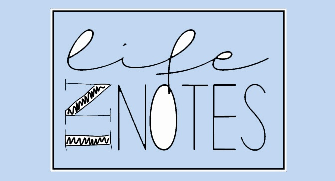 LifeInNotes now open on Etsy!