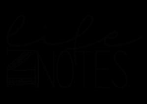 LifeInNotes Logo