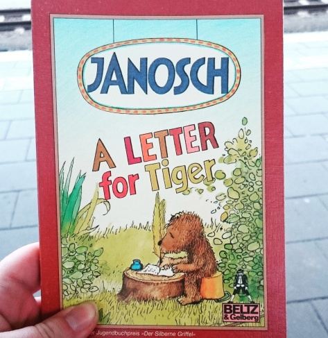 A rare Englisch-lanuage copy of a Janosch book from 1990!