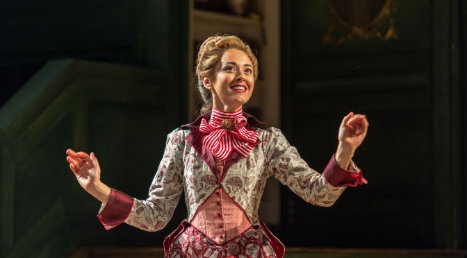 Charming Restoration piece – The Beaux' Stratagem at National Theatre, London