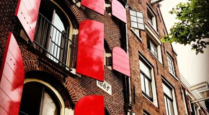 #AtoZChallenge: Amsterdam